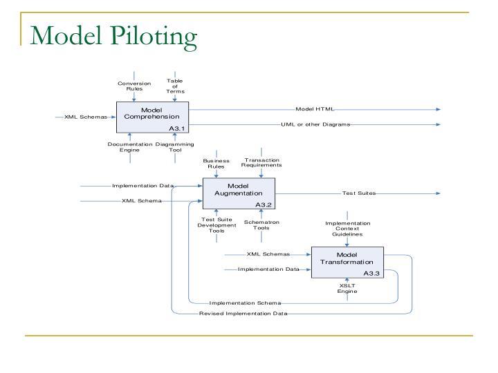 Model Piloting