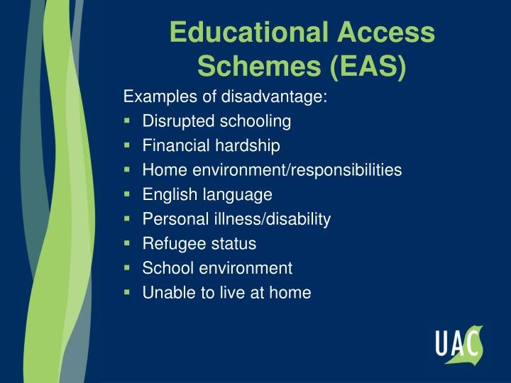 Educational Access