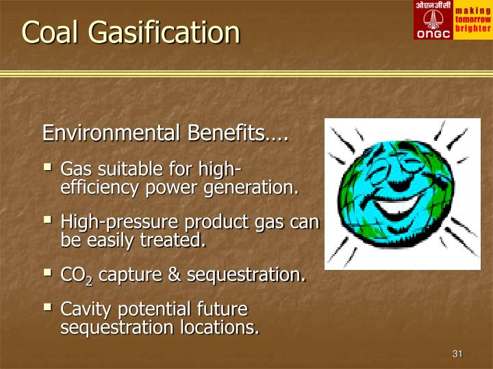 Coal Gasification