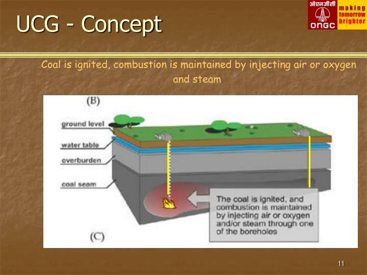 UCG - Concept
