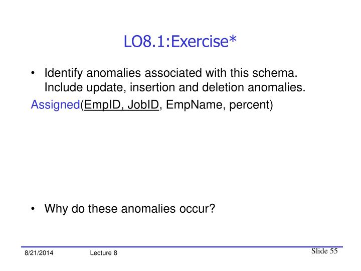 LO8.1:Exercise*