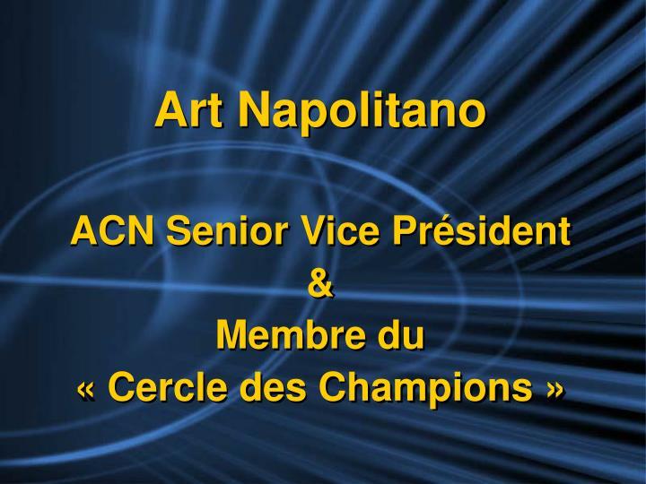 Art Napolitano