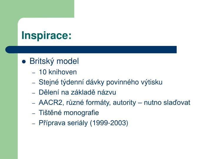 Inspirace:
