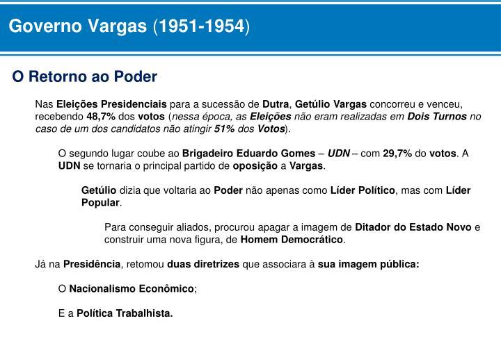 Governo Vargas