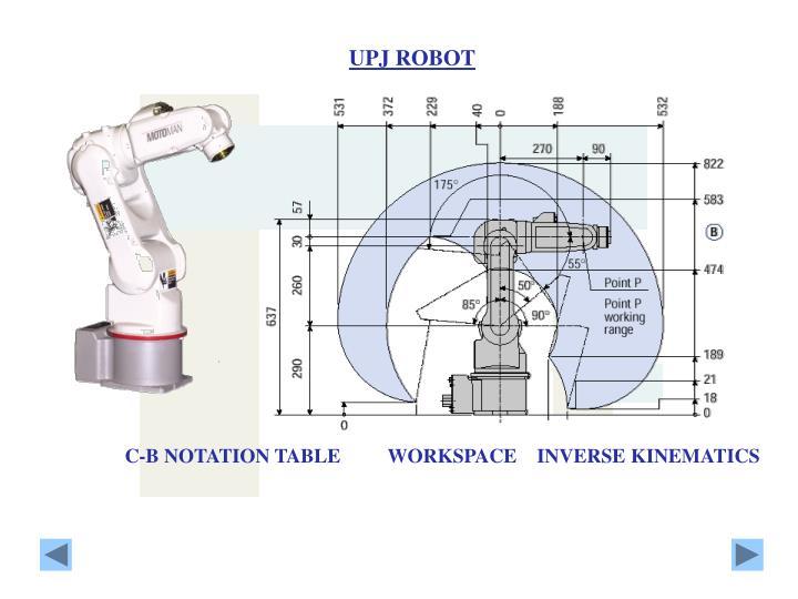 UPJ ROBOT