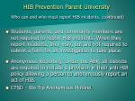 hib prevention parent university2