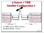 n source vbr satellite configuration 1