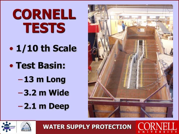 CORNELL  TESTS