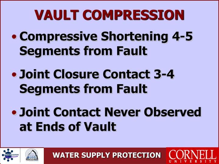 VAULT COMPRESSION