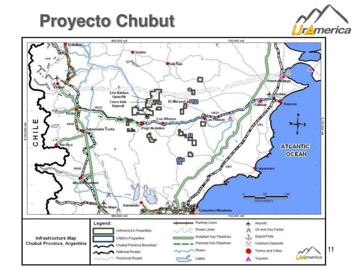 Proyecto Chubut