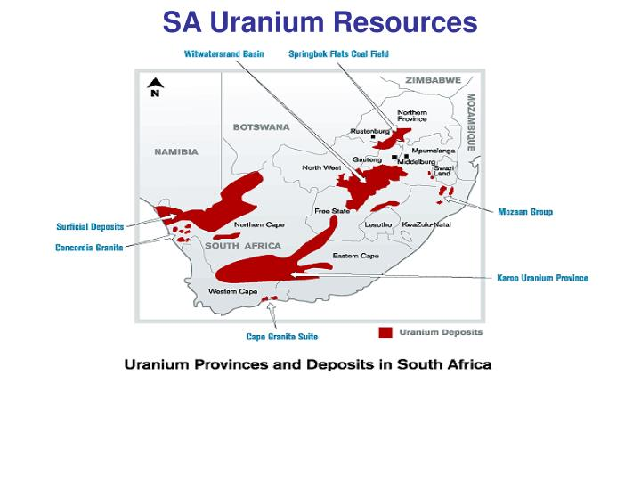 SA Uranium Resources