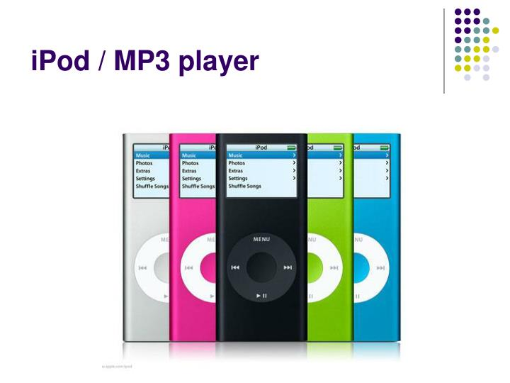 iPod / MP3 player