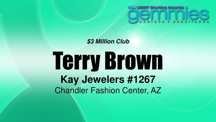 $3 Million Club