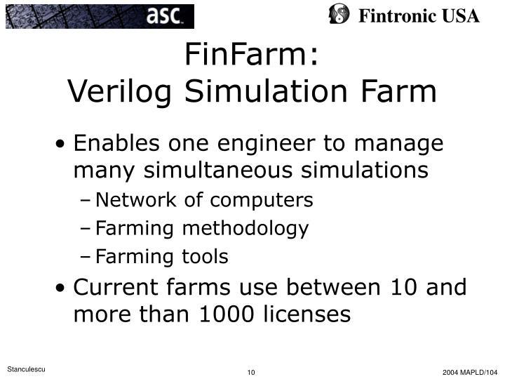 FinFarm:
