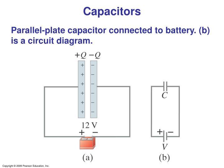 ac motor wiring diagram capacitor circuit diagram capacitor