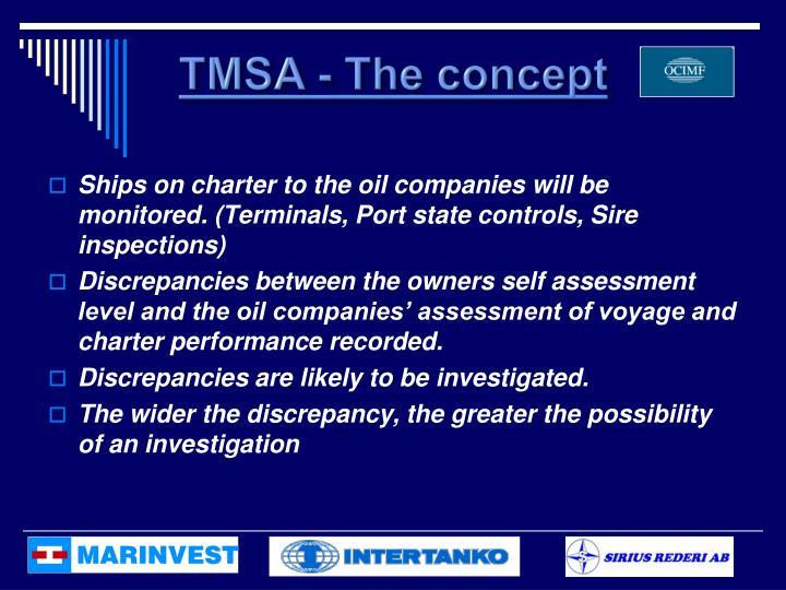 TMSA - The concept