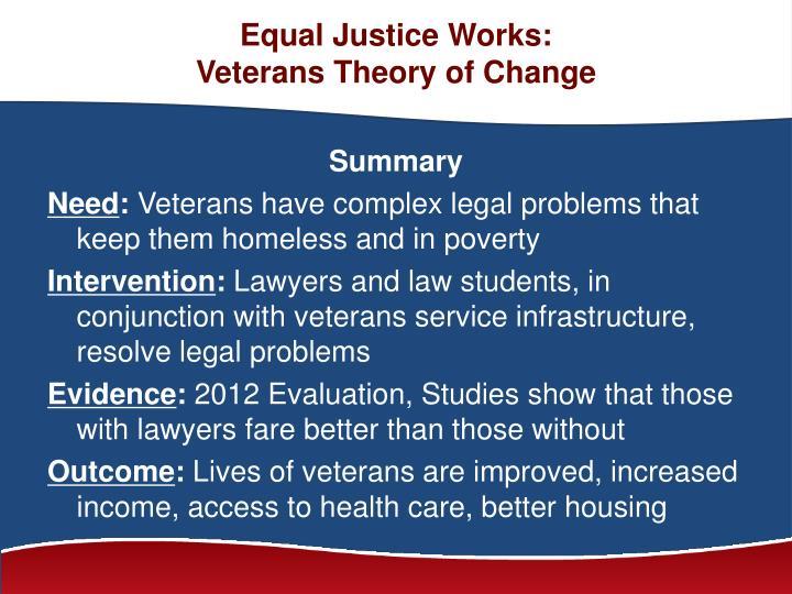 Equal Justice Works: