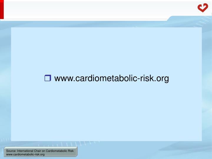 www.cardiometabolic-risk.org