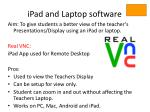 ipad and laptop software2