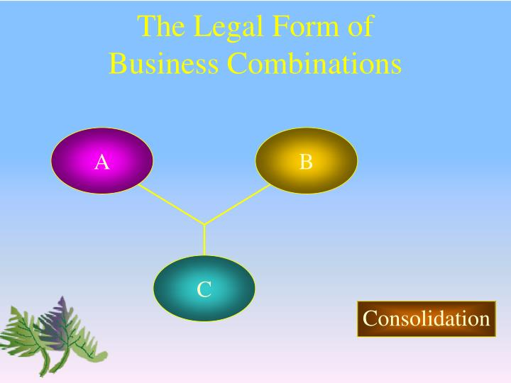 The Legal Form of