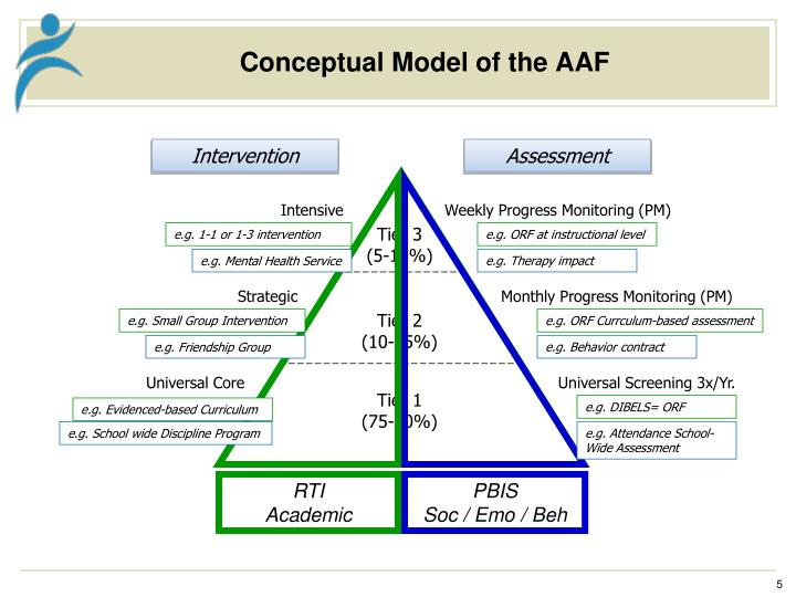 Conceptual Model of the AAF