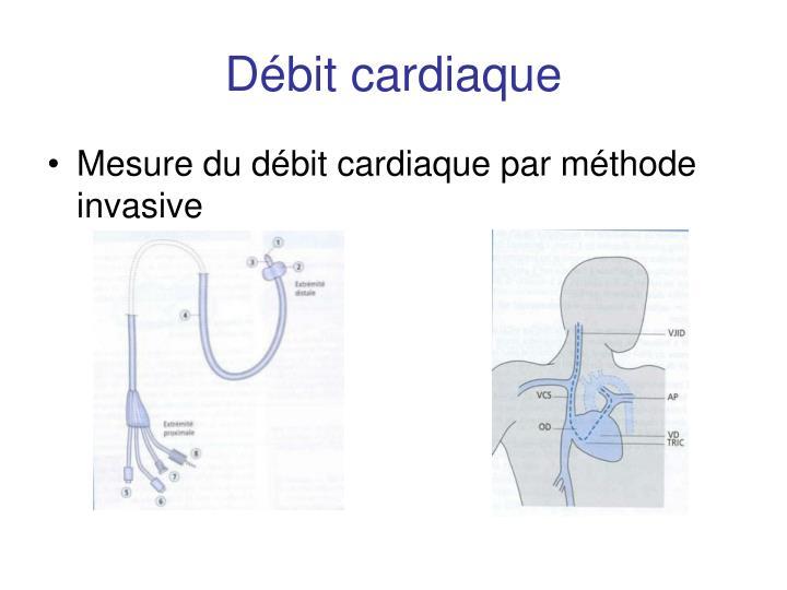 Débit cardiaque