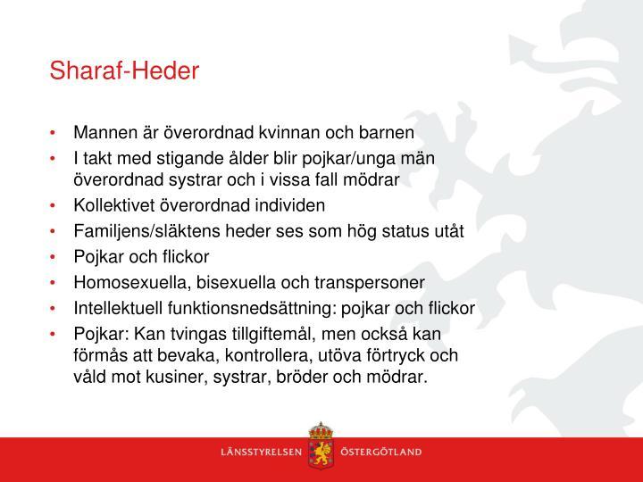 Sharaf-Heder