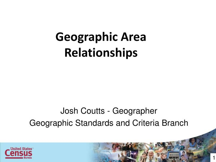 josh coutts geographer geographic standards and criteria branch