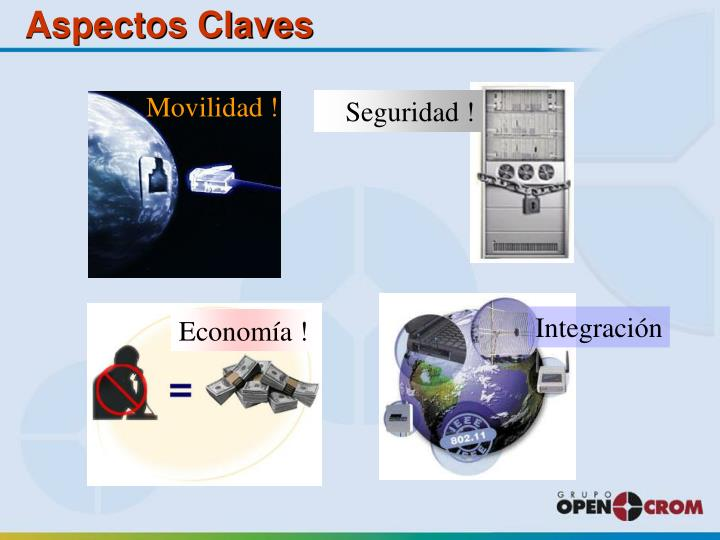 Aspectos Claves