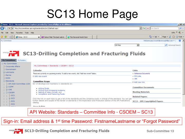 SC13 Home Page