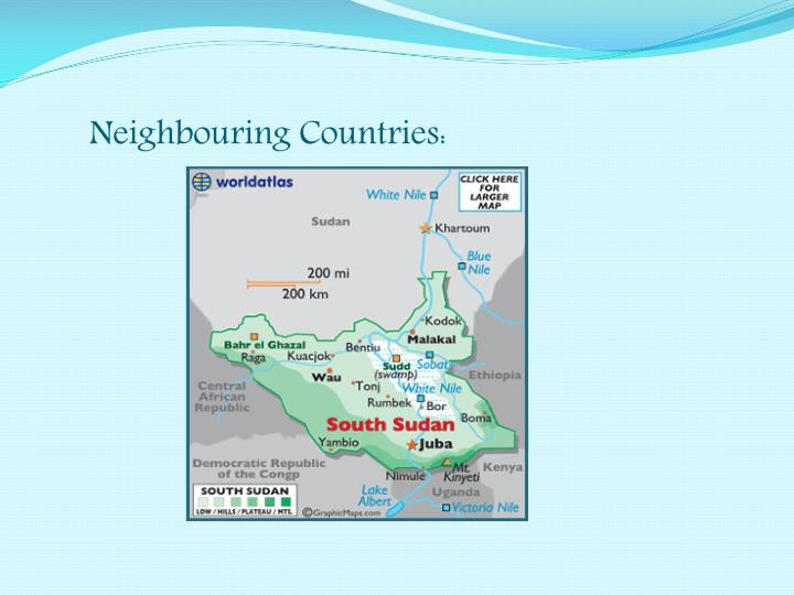 Neighbouring Countries: