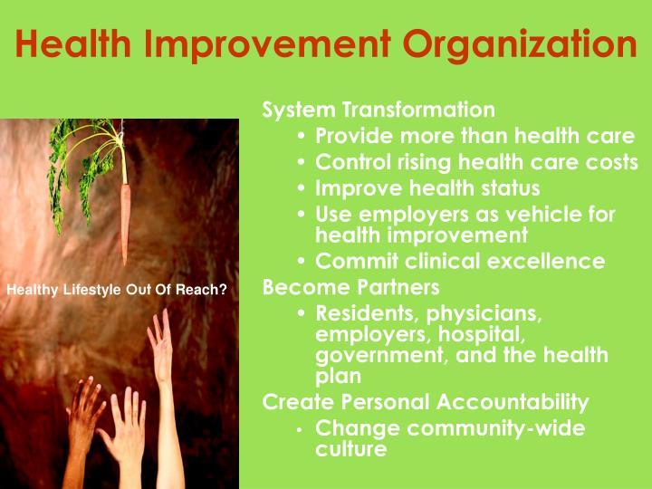 System Transformation