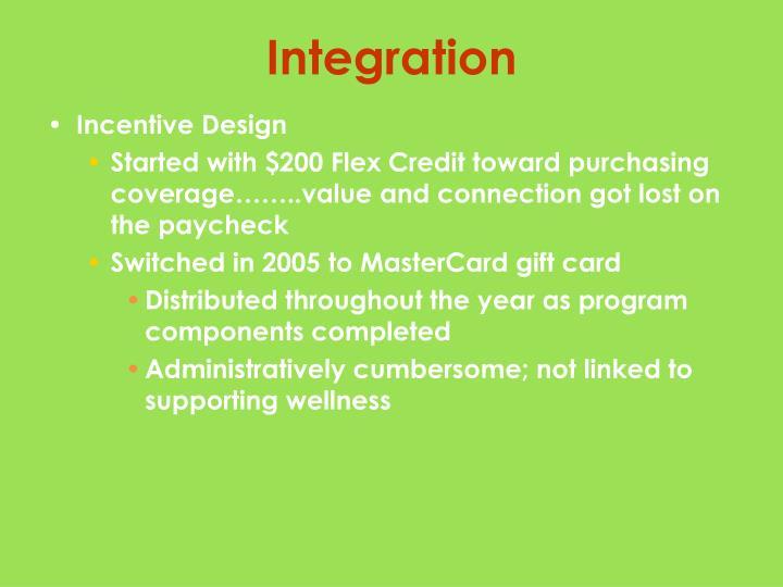 Incentive Design