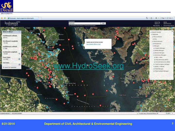 www.HydroSeek.org