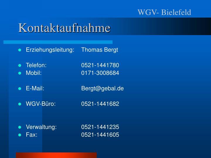 WGV- Bielefeld