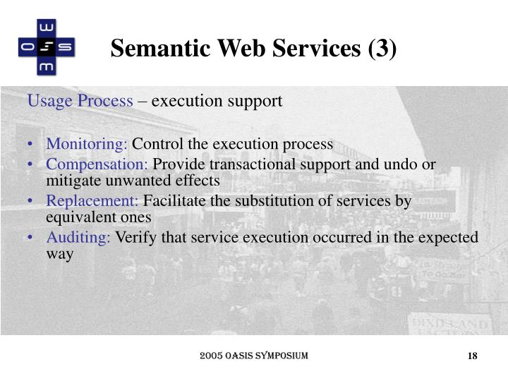 Semantic Web Services (3)