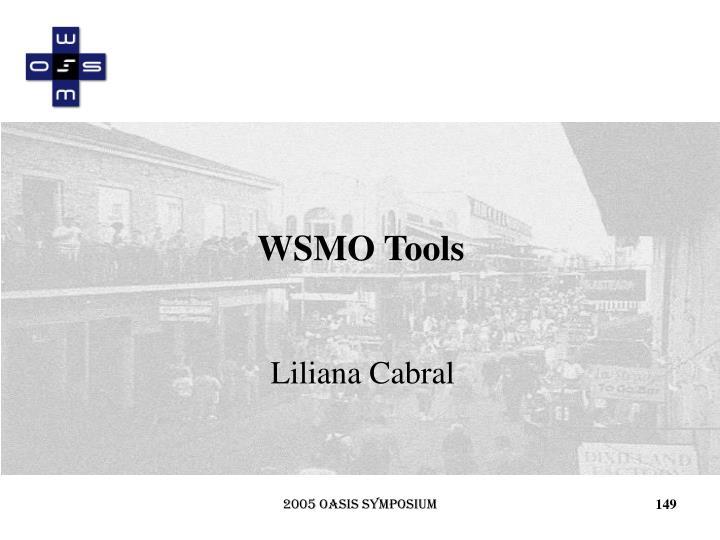 WSMO Tools