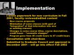 implementation5