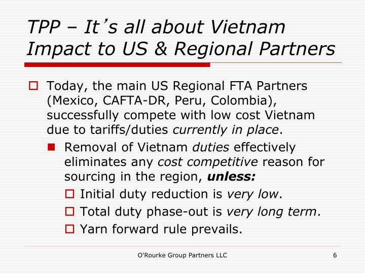 TPP – It