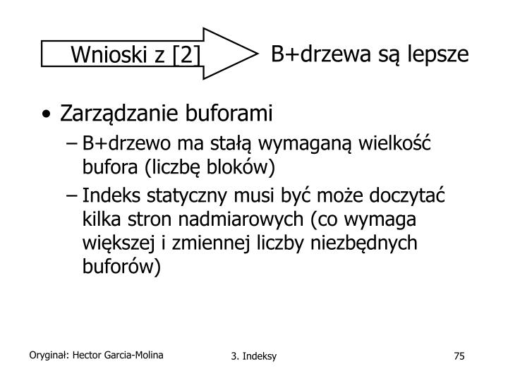 Wnioski z [2]