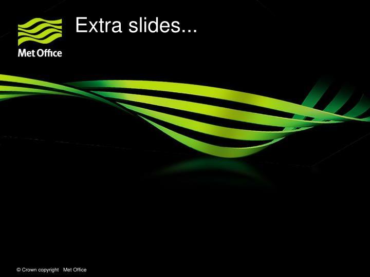 Extra slides...