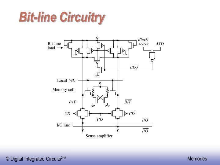 Bit-line Circuitry