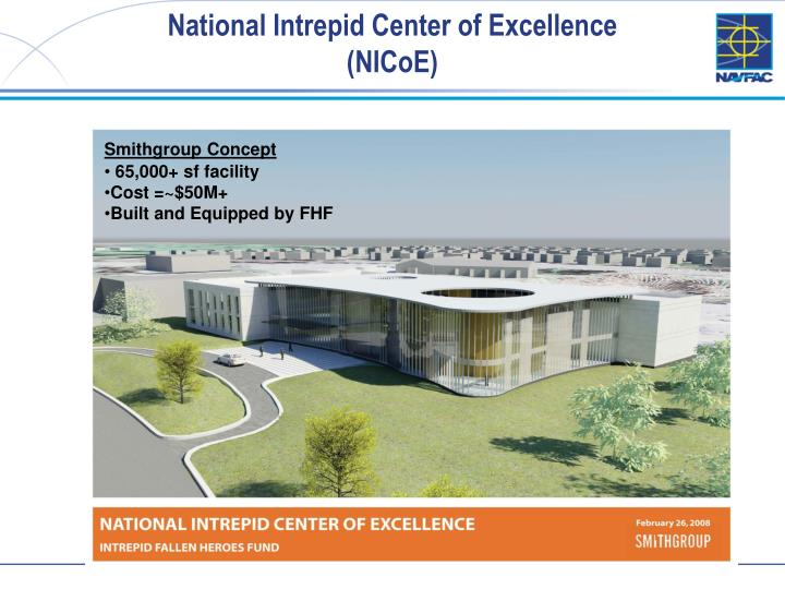 National Intrepid Center of Excellence