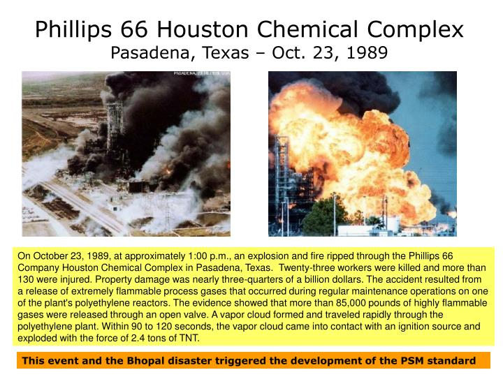 Phillips 66 Houston Chemical Complex
