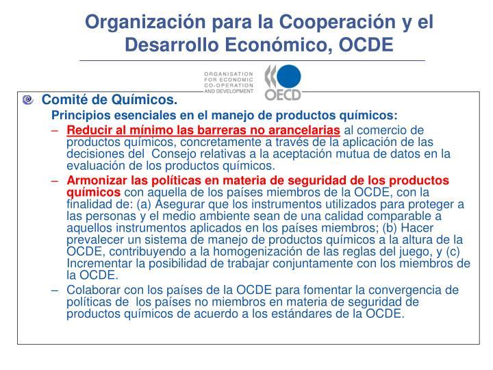 Comité de Químicos.