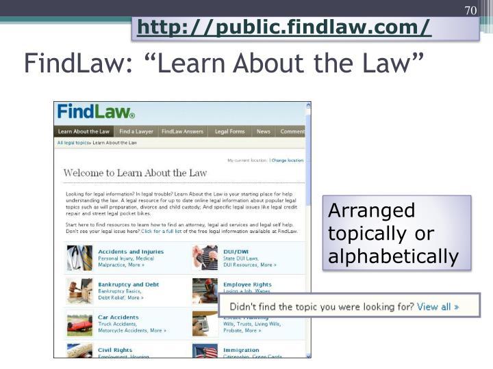 http://public.findlaw.com/
