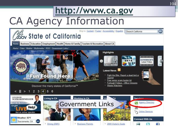 http://www.ca.gov