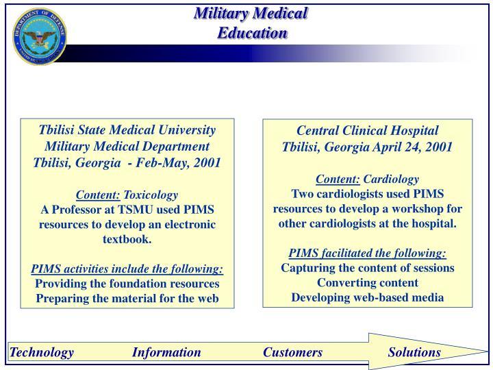 Military Medical