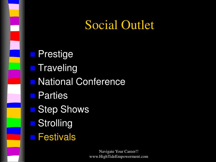 Social Outlet