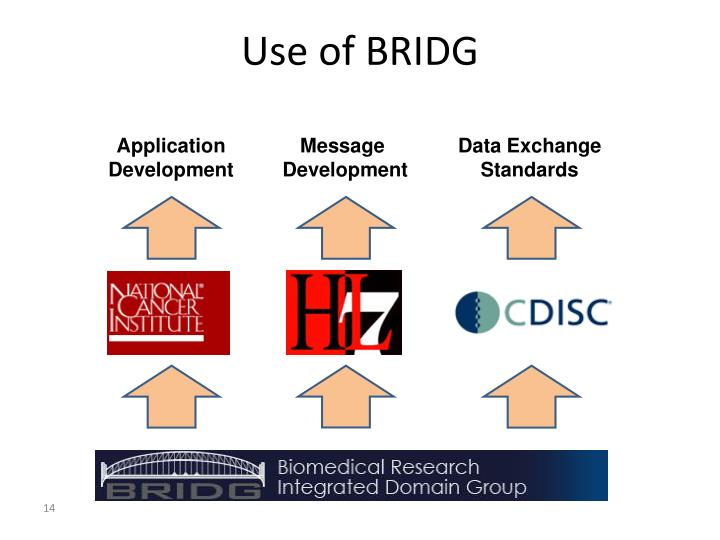 Use of BRIDG